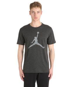 Nike | Полухлопковая Футболка Air Jordan