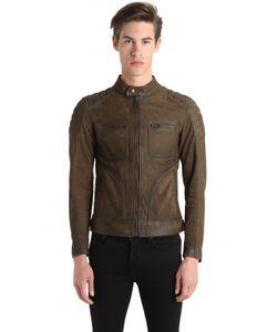 Belstaff | Куртка Weybridge Из Вощёной Кожи
