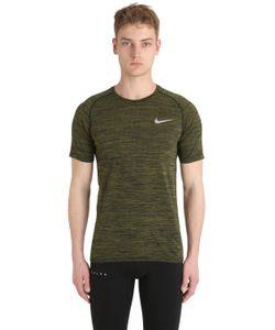 Nike | Футболка Для Бега Из Нейлона