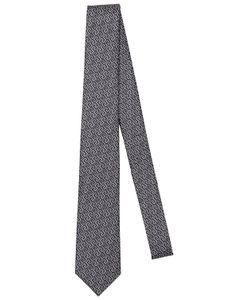 Versace | Галстук Из Шёлкового Жаккарда 7См