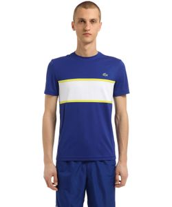 Lacoste | Теннисная Футболка Из Микрофибры Ultra Dry