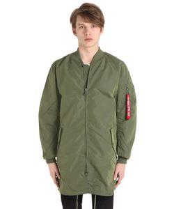 Alpha Industries | Куртка-Бомбер Ma-1 Tt Из Нейлона