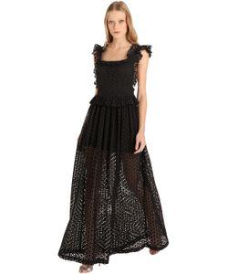 CC BY CAMILLA CAPPELLI | Платье Из Хлопкового Кружева