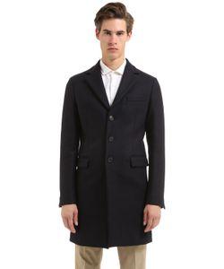 Dsquared2 | Пальто Из Шерстяного И Кашемирового Фетра