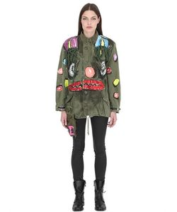 PATRICIA FIELD ART FASHION | Куртка One Of A Kind С