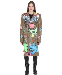 PATRICIA FIELD ART FASHION   Куртка One Of A Kind С