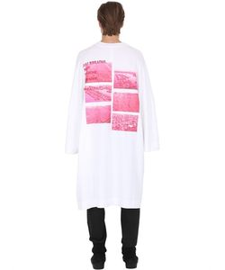 UNDERWATERLOVE WHITEMILANO+HIGHSNOBIETY | The Incorporated Oversized T-Shirt