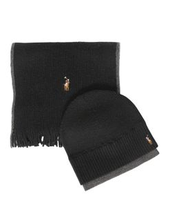 Polo Ralph Lauren | Wool Merino Hat Scarf Set