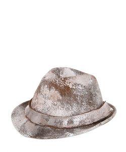 BARBISIO | Шляпа Из Шерстяного Фетра