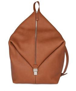 BONASTRE | Vegetable Leather Mono Strap Backpack
