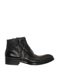 JO GHOST | Кожаные Ботинки 25mm