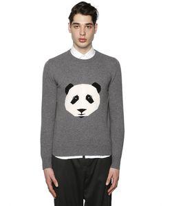 PAUL MÉMOIR | Свитер Panda Из Шерсти И Кашемира