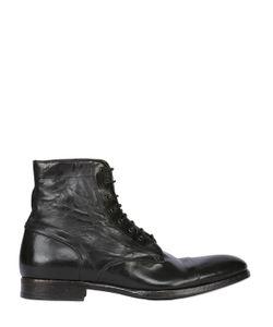 Rolando Sturlini | Кожаные Ботинки На Шнуровке