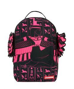 SPRAYGROUND | Рюкзак Pink Goddess С Принтом
