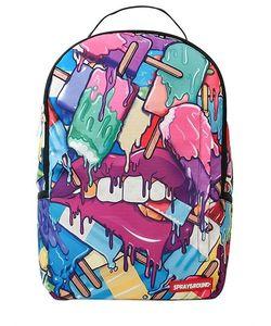SPRAYGROUND | Рюкзак С Принтом Popsicles