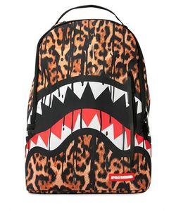 SPRAYGROUND | Рюкзак С Принтом Leopard Drips