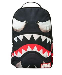 SPRAYGROUND | Рюкзак С Принтом Marvel Venom Shark Mo