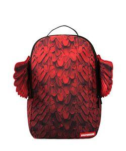 SPRAYGROUND | Рюкзак Red Wings С Принтом