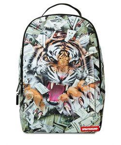 SPRAYGROUND | Рюкзак С Принтом Tiger Money