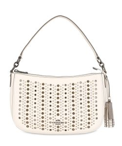 COACH NY | Chelsea Studded Leather Shoulder Bag