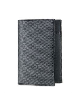 MARK GIUSTI | Embossed Leather Passport Holder