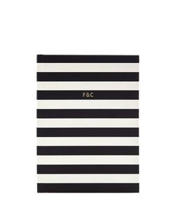 FINE&CANDY | Shop Striped Notebook