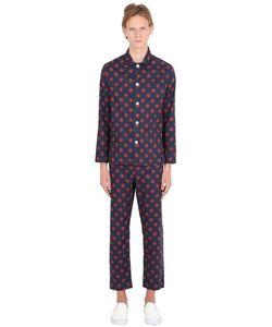 MAISON MARCY | Хлопковая Пижама С Принтом В Горошек