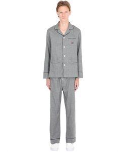 MAISON MARCY | Пижама Из Хлопковой Фланели
