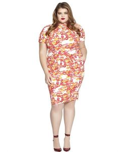 BETH DITTO | Платье Из Модал