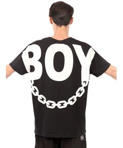 Boy London   Хлопковая Футболка