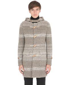 DANIELE ALESSANDRINI GREY | Полушерстяное Пальто