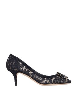 Dolce & Gabbana | Туфли Из Кружева Bellucci