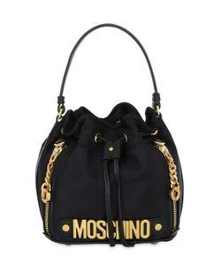 Moschino | Сумка Из Нейлона С Логотипом