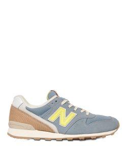 New Balance | Кроссовки 996 Из Замши И Сетчатого Материала