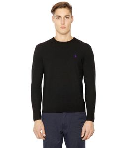 Polo Ralph Lauren | Свитер Из Стретч Шерсти Мериноса С Логотипом