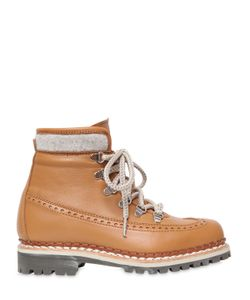 Tabitha Simmons | Ботинки Из Тиснёной Кожи 30mm
