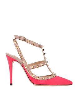 Valentino | Кожаные Туфли С Шипами