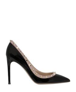 Valentino | Туфли Из Лакированной Кожи
