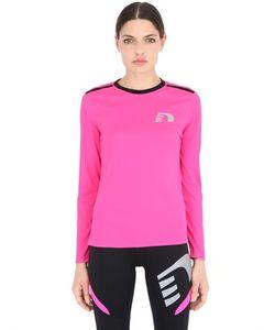 NEWLINE | Reflective Running Long Sleeve T-Shirt