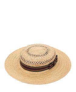 KREISI COUTURE | Соломенная Шляпа-Канотье Michelle