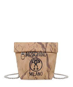 Moschino | Кожаная Сумка