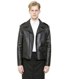 Givenchy | Кожаная Куртка В Мотостиле