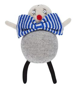 LUCKYBOYSUNDAY | Bow Jovi Tricot Alpaca Stuffed Toy
