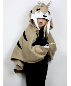 SPARROW & B | Saber Tooth Hooded Cape Costume