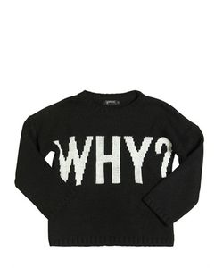 YPORQUÉ | Why Not Merino Wool Blend Sweater