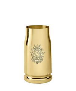GHIDINI 1961 | Nowhere Bullet Casing Brass Vase