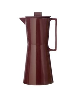 L'ABITARE | Terra Moka Shaped Pitcher With Lid