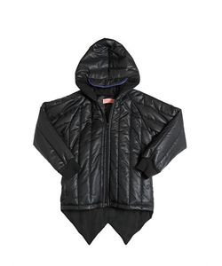 Bang Bang Copenhagen | Printed Nylon Puffer Jacket