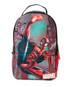 SPRAYGROUND | Spiderman Print Nylon Backpack
