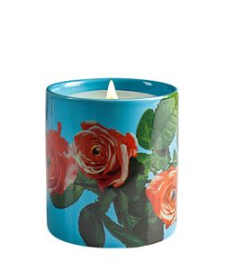 SELETTI WEARS TOILET PAPER | Roses Scented Candle